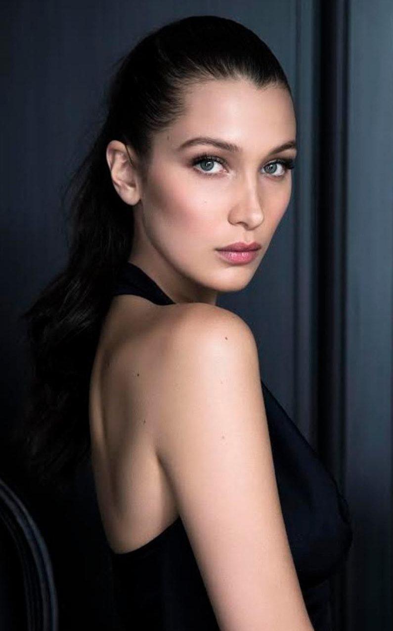 Bella Hadid escolhida para rosto da maquilhagem da Dior