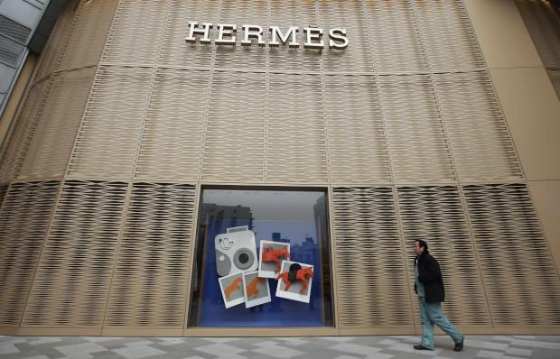PETA confronta Hermès em reunião de accionistas