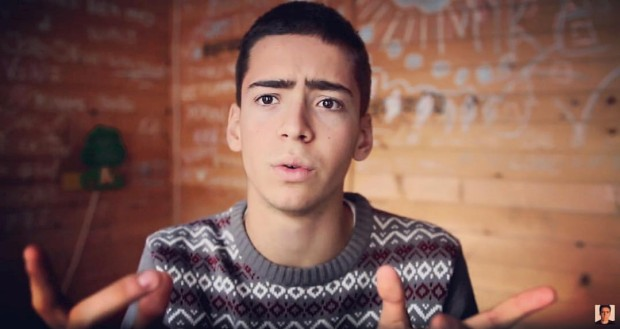 Miguel Luz: o youtuber que dá conselhos sobre os exames
