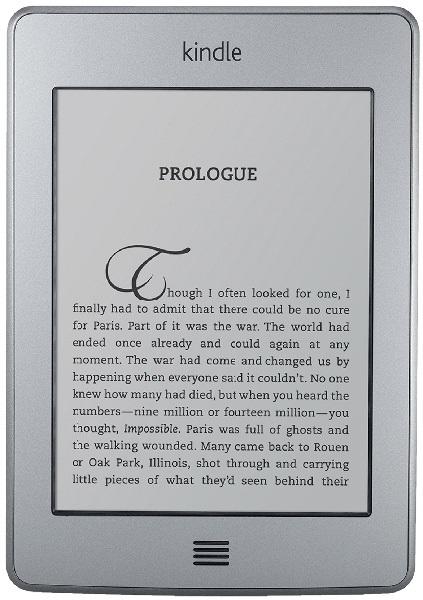 Qual é o melhor Kindle para levar para a praia e ler livro após livro ao sol e à sombra?