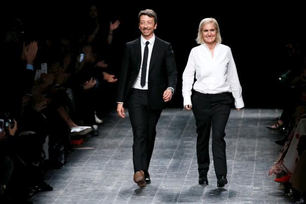 Maria Chiuri irá substituir Raf Simons na Dior