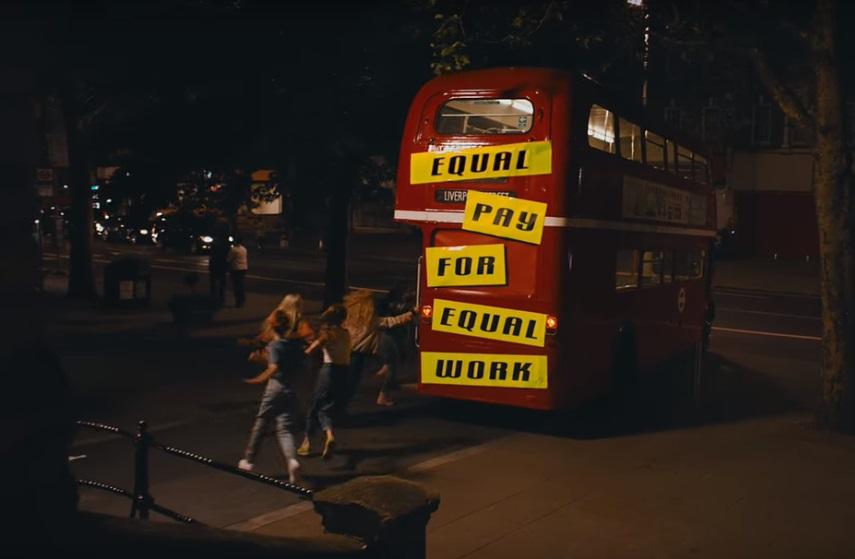"""""""Wannabe"""": 20 anos depois, a canção das Spice Girls defende a igualdade"""