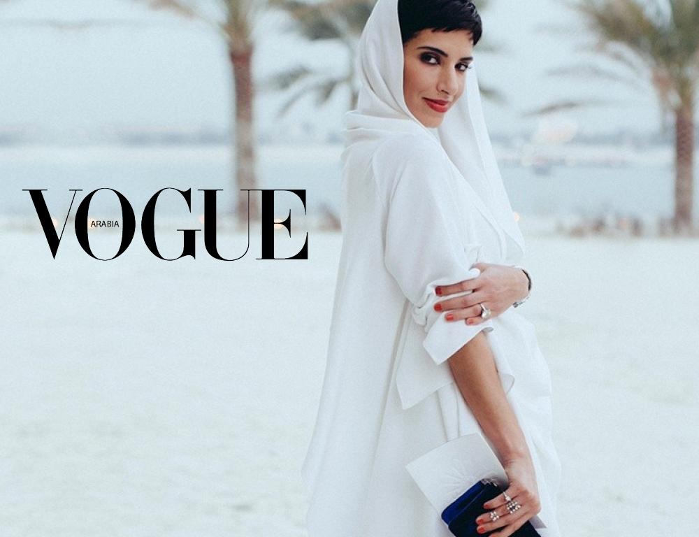 Condé Nast lança revista Vogue Arábia online
