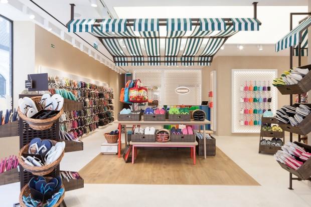 Havaianas abre flagship store no Porto