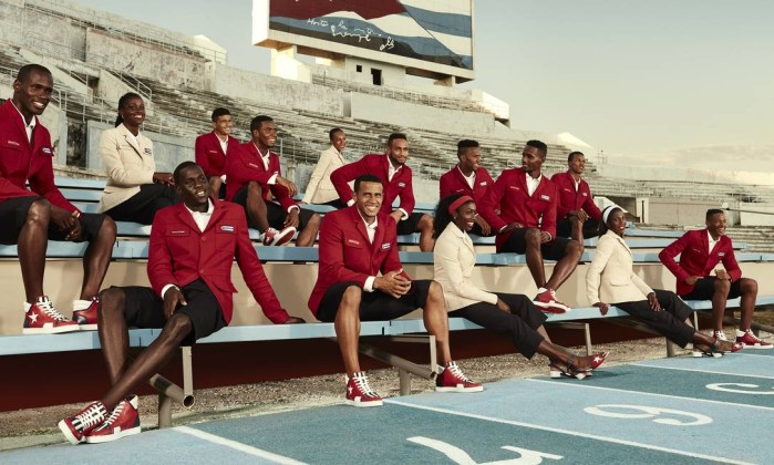 Christian Louboutin vai calçar atletas olímpicos cubanos