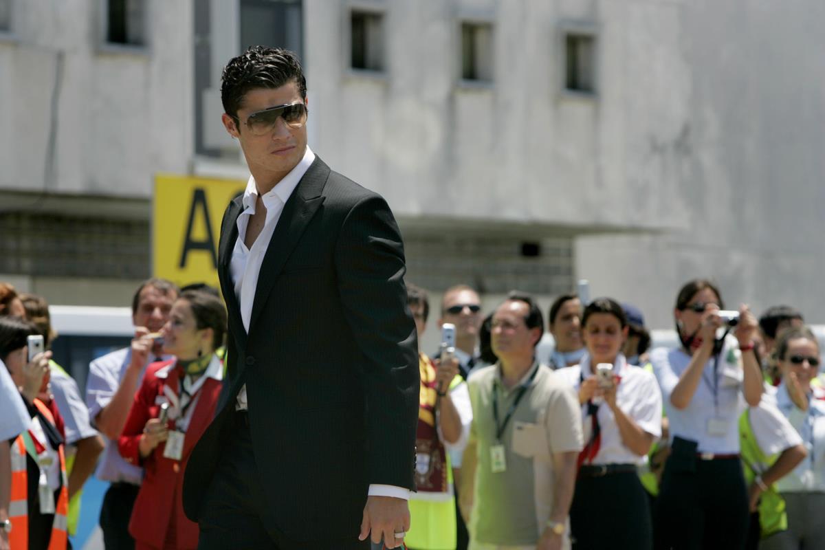 Outro feito do madeirense: aos 31 anos, Cristiano Ronaldo é nome de aeroporto