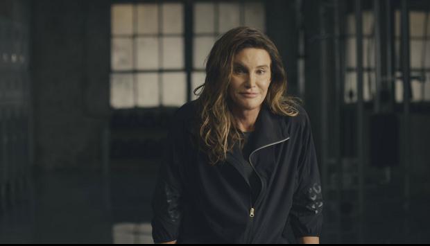 Caitlyn Jenner no vídeo da H&M.