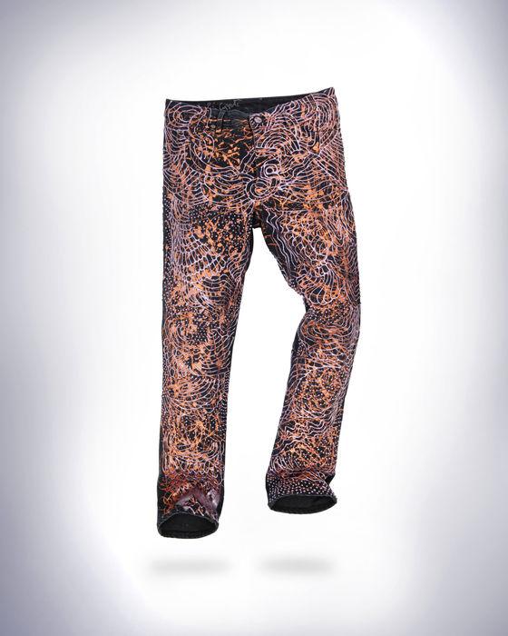As calças da realizadora Sofia Coppola