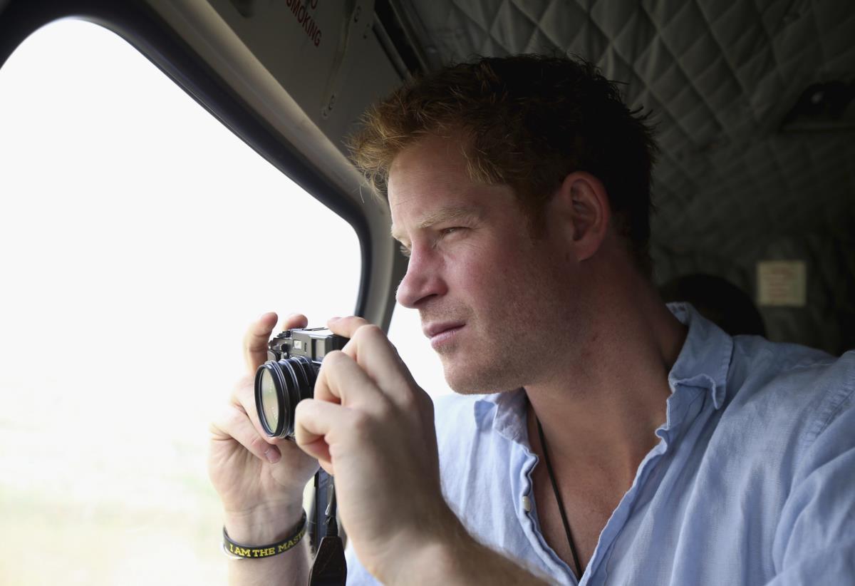 Príncipe Harry fala sobre morte da mãe e a importância do luto