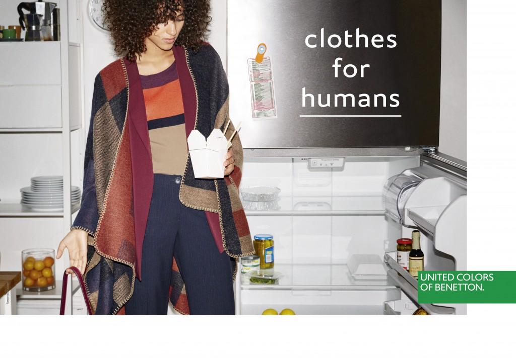 Novo catálogo da Benetton é também uma revista com histórias sobre as roupas do mundo