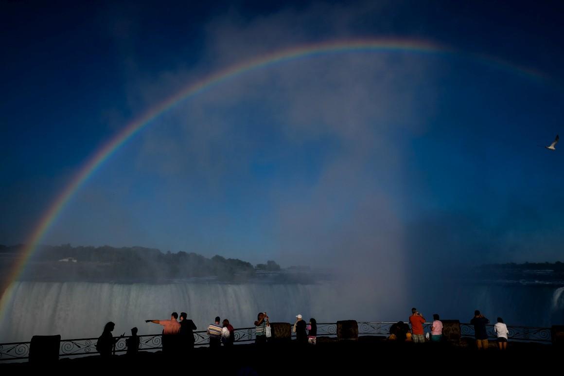 Niágara, um mundo de água