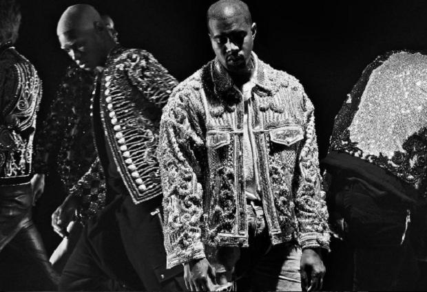 Campanha da Balmain chega em formato videoclip de Kanye West