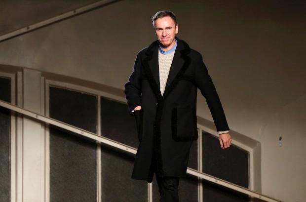 Depois da Dior, Raf Simons confirmado na Calvin Klein