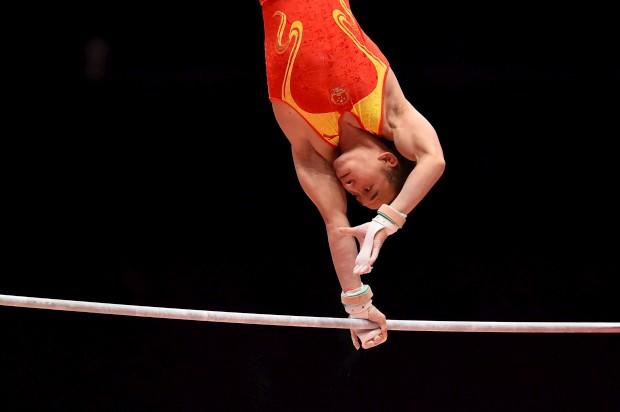 Olímpico, o corpo como medida de todas as coisas