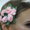 Polónia – Raparigas solteiras usavam tranças e flores de macieira nos seus cabelos para ocasiões especiais