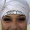 Sérvia-  No traje feminino de gujllane, traje sérvio do Kosovo, o colete é praticamente todo feito de prata e o lenço contém moedas de prata