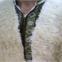 Sérvia - O traje masculino do este da Sérvia, uma área de ovelhas e tem coletes e chapéus feitos em tear