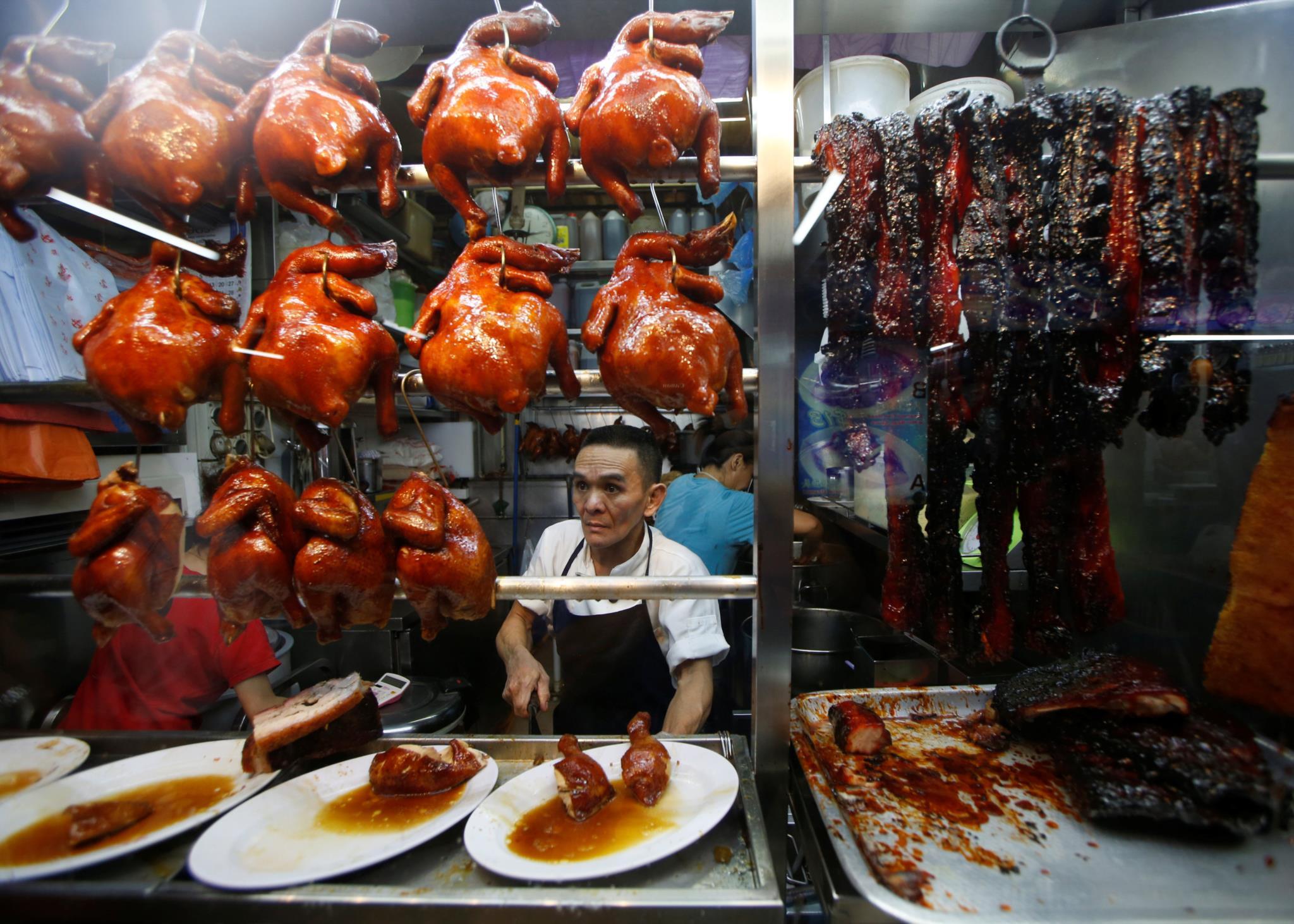 Nas ruas de Singapura, há pratos tradicionais à espera de um sucessor
