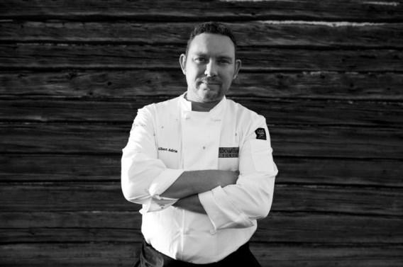 Albert Adrià tem cinco restaurantes em Barcelona, três deles distinguidos com uma estrela Michelin