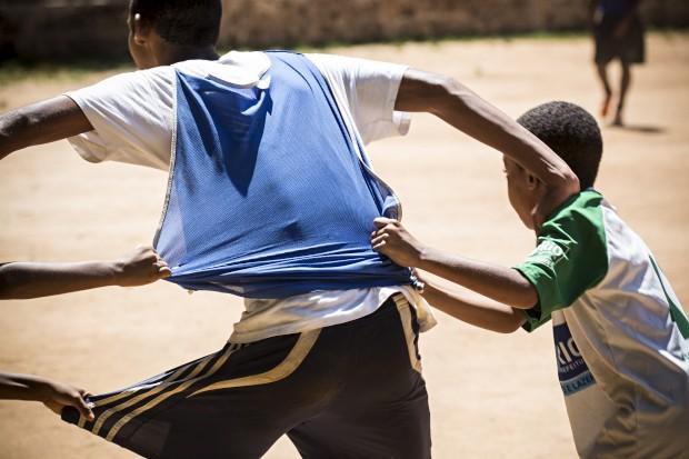 A saudável rivalidade entre irmãos