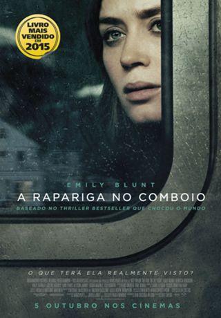 Resultado de imagem para a rapariga do comboio filme