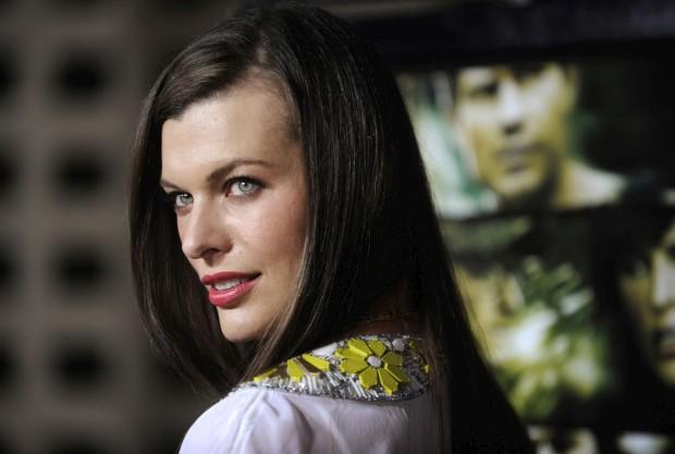 Milla Jovovich é o rosto internacional da joalharia portuguesa