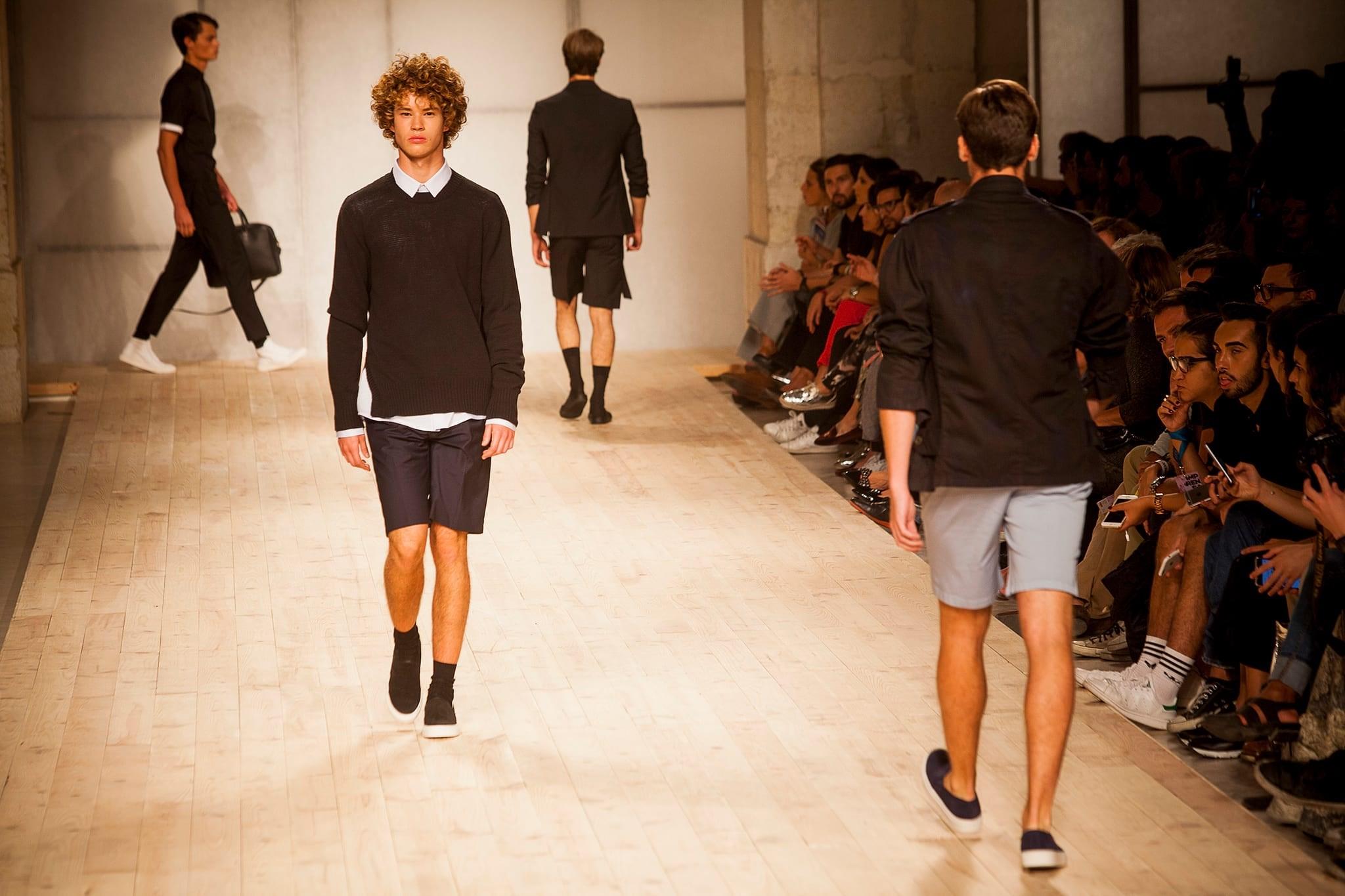 O sportswear entra para o aquecimento da 47.ª ModaLisboa