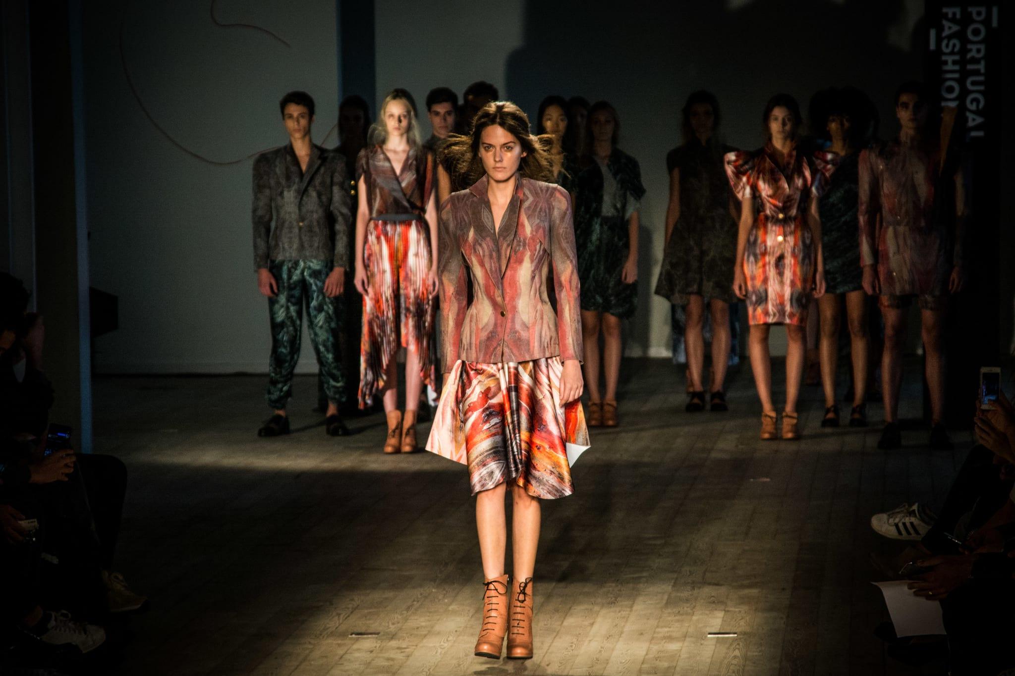 Pedro Pedro, Alexandra Moura e a moda com vista para o Tejo