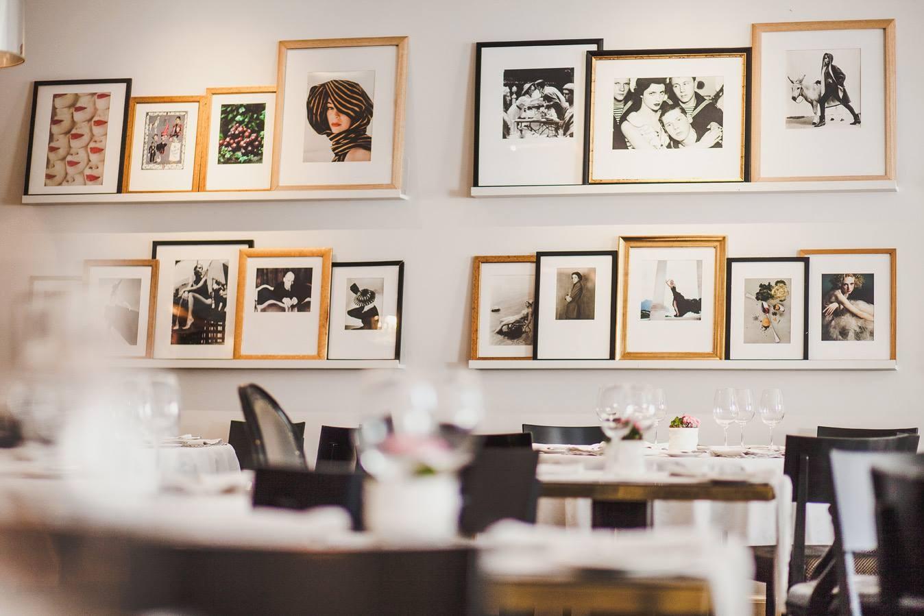 O primeiro Vogue Café fica em Moscovo