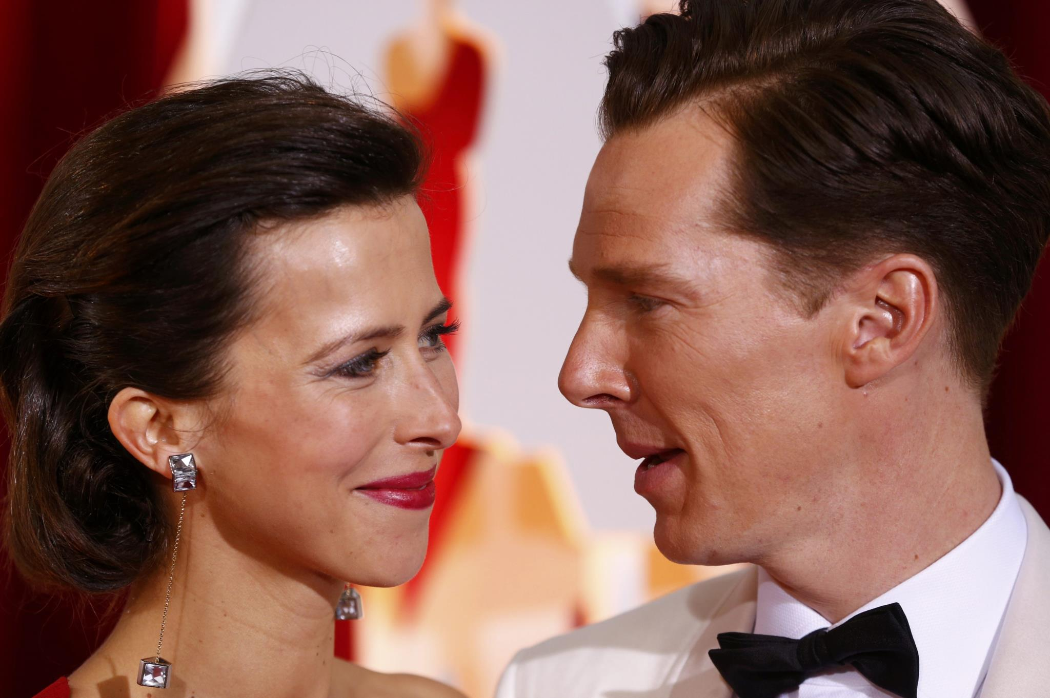 Benedict Cumberbatch e Sophie Hunter à espera do segundo filho