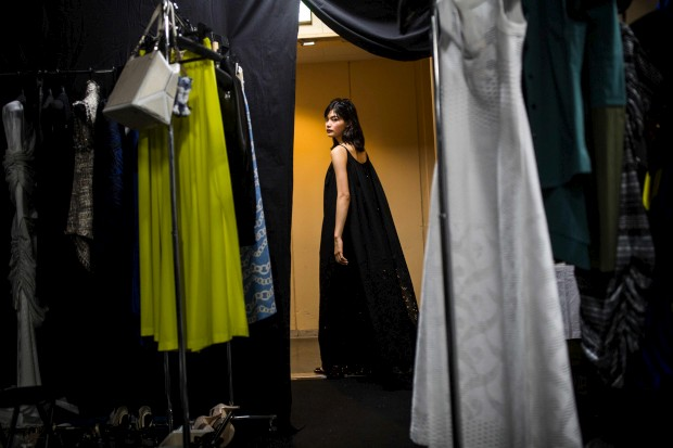 Rina Fukushi, a beleza de vários lugares do mundo a conquistar as passarelas