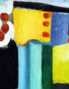 Instrumento de Música (pormenor), c. 1915-1916. Óleo sobre tela. Colecção particular em depósito no Museu Nacional Soares dos Reis. Proveniência: Alberto Serpa (1959)