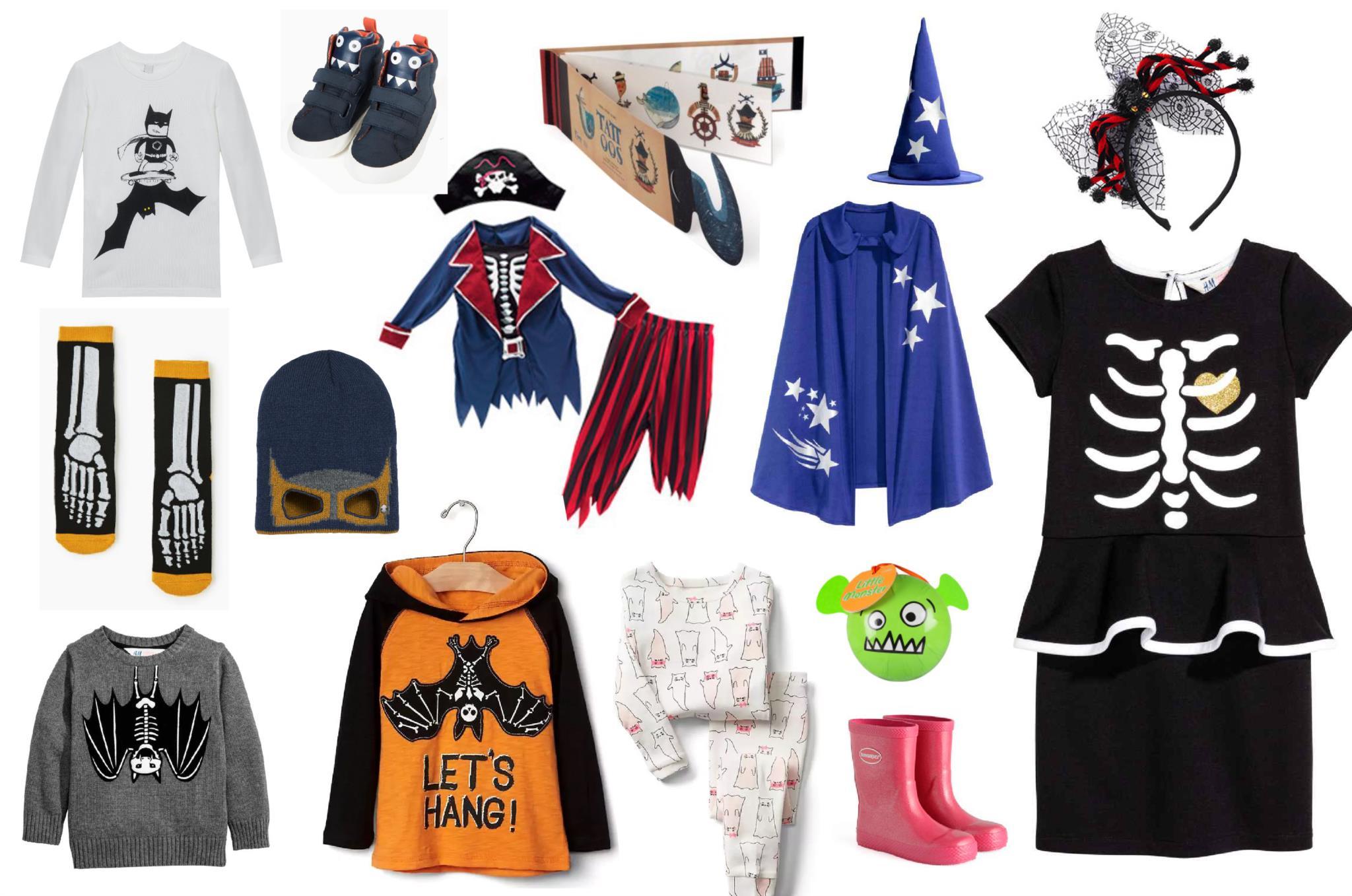 Halloween com máscaras para miúdos e graúdos