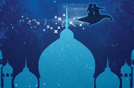Aladino e a Lâmpada Mágica
