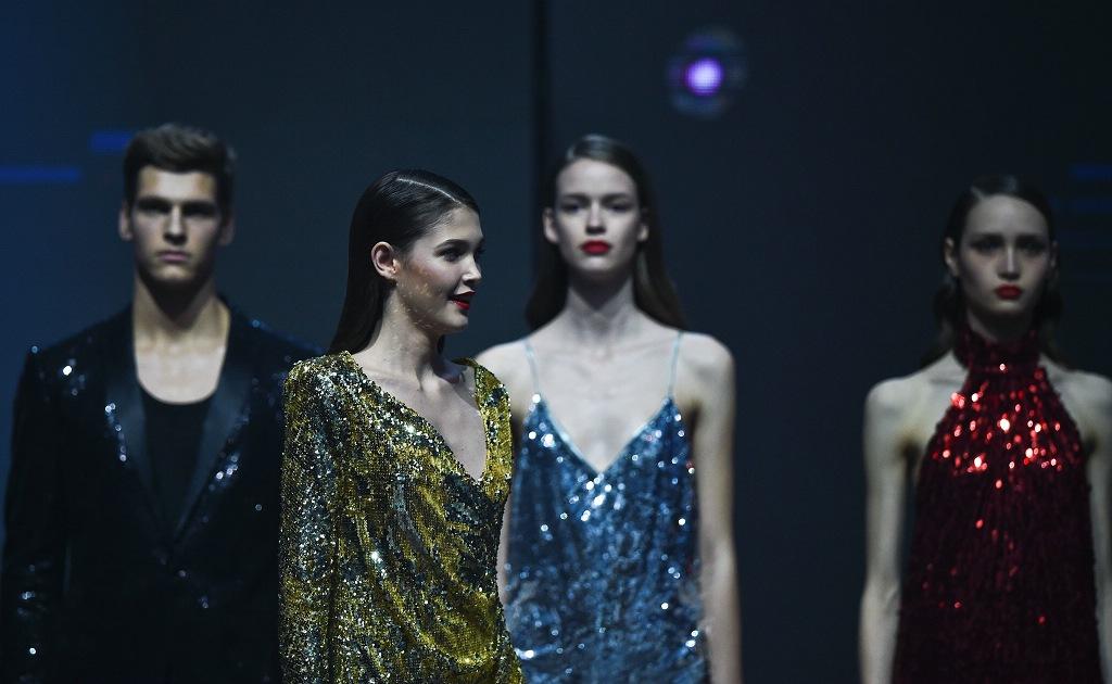 Elite Model Look: um bootcamp, o espectáculo e os conselhos