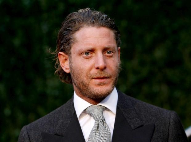 Lapo Elkann, o controverso herdeiro da Fiat, simulou o seu sequestro