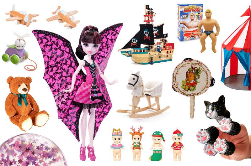 Shopping de Natal: Brinquedos