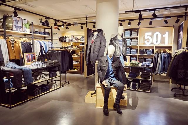 """Na era das marcas de moda rápida, """"a Levi's é um estilo de vida"""""""