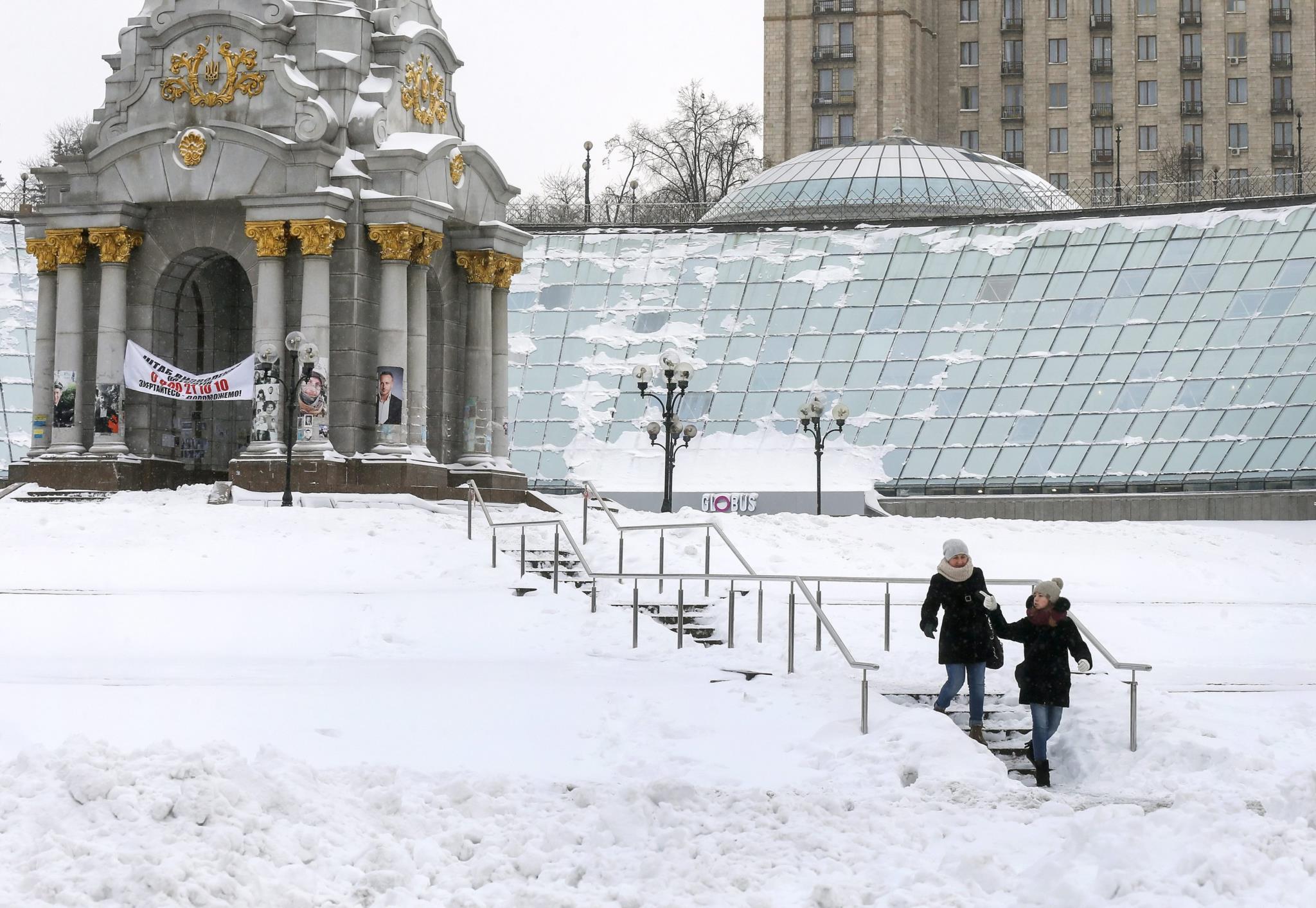 Kiev, Ucrânia