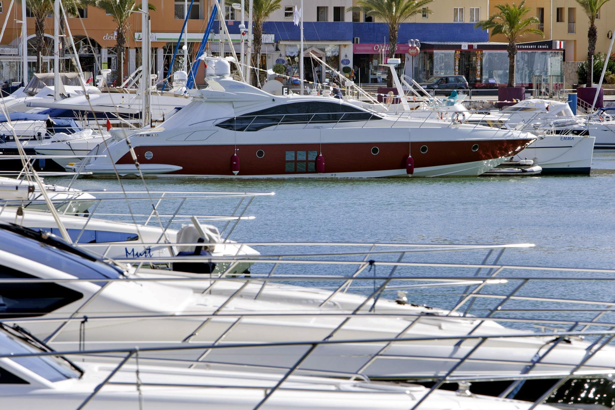A Marina de Vilamoura recebeu no ano passado mais de três milhões de visitantes
