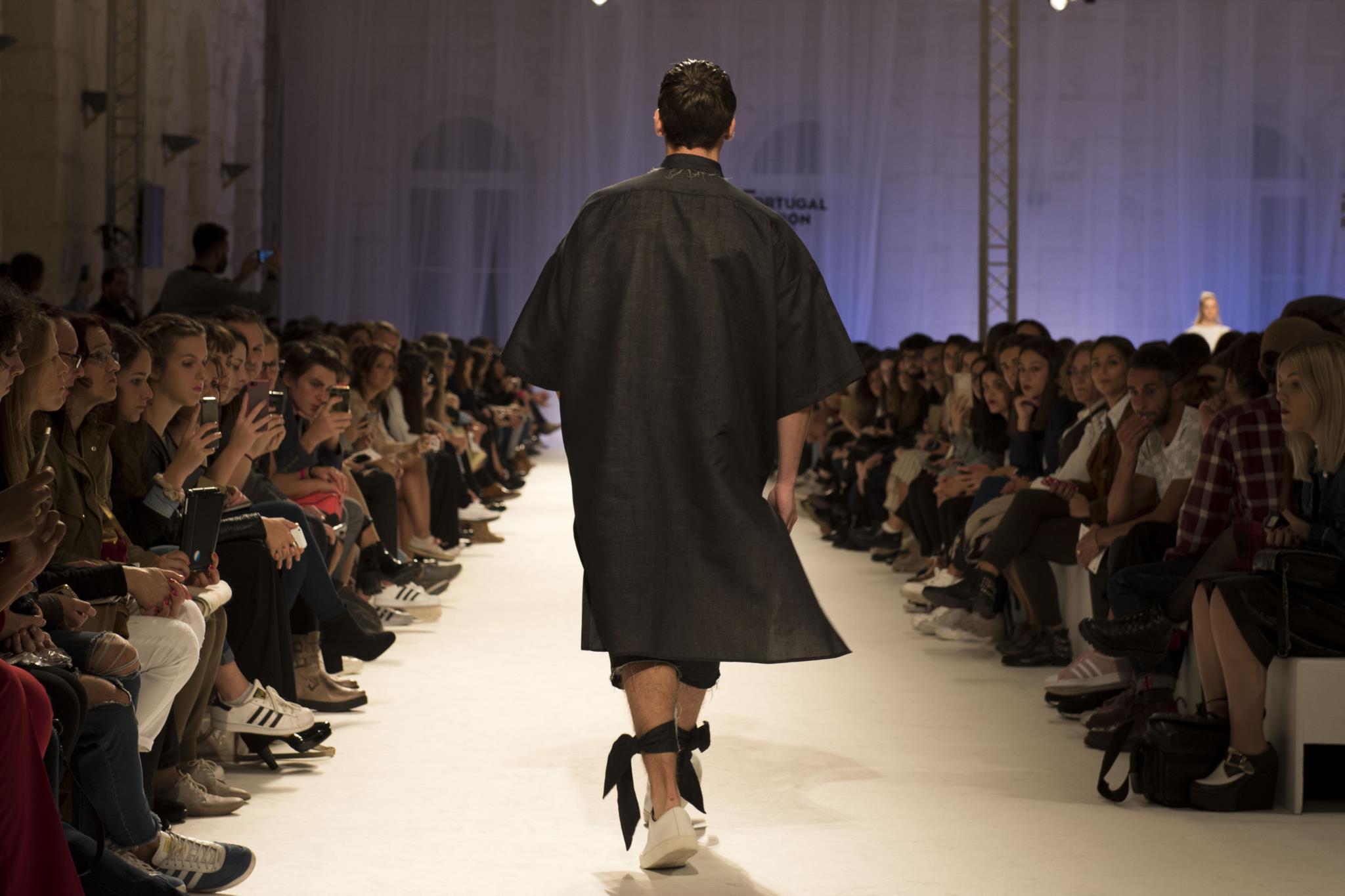 Hugo Costa apresenta em Paris colecção para o próximo Inverno