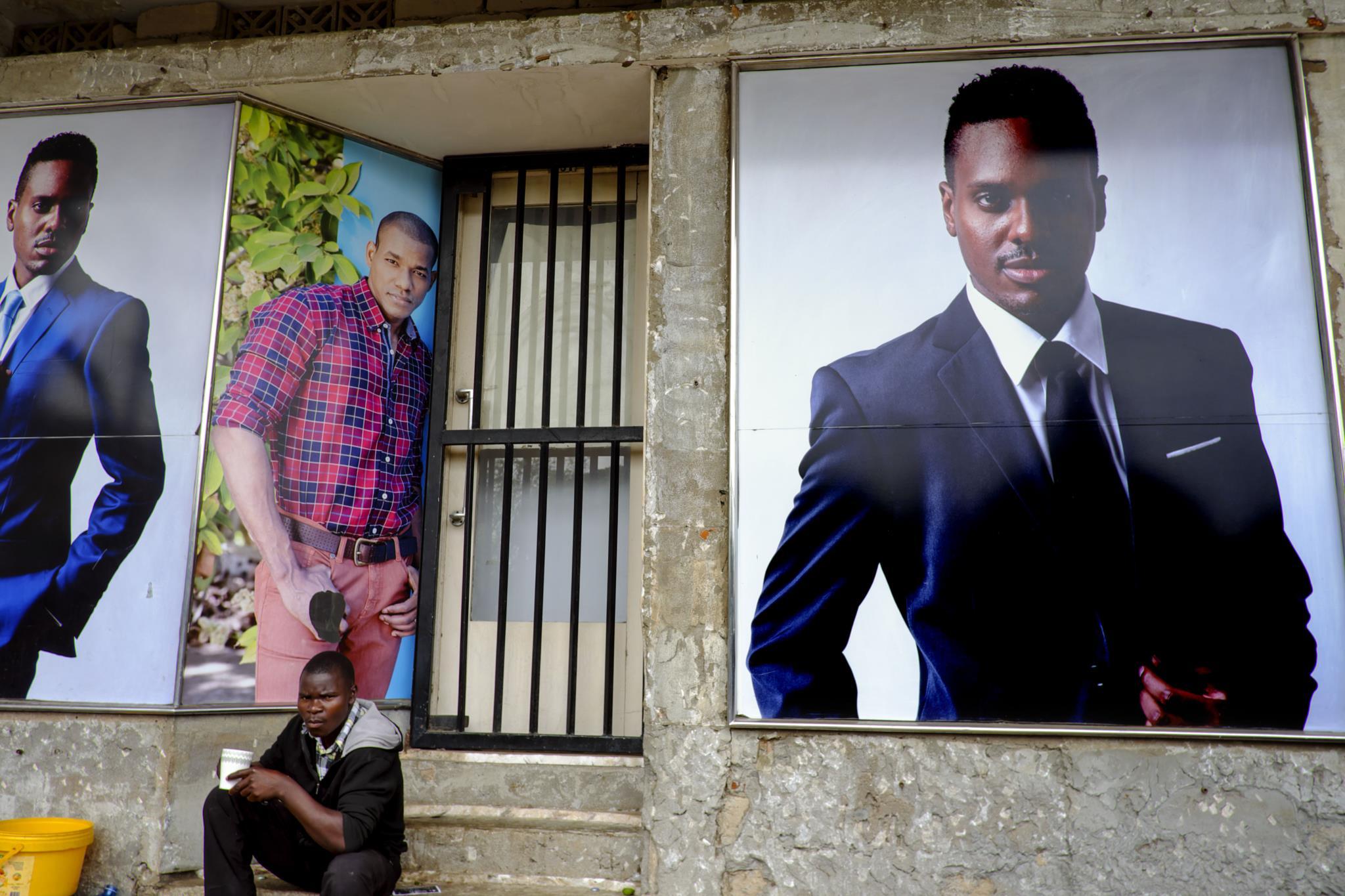 Nas ruas de Maputo