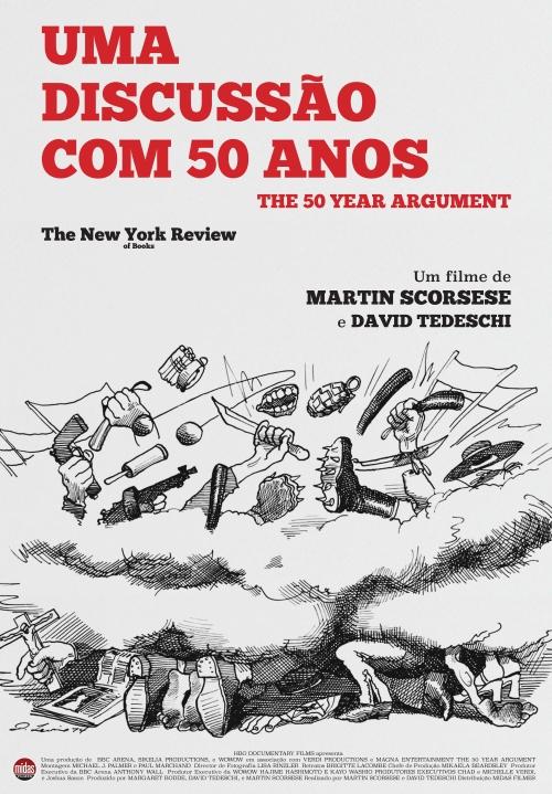 The 50 Year Argument (Uma Discussão com 50 Anos) – Trailer e Sinopse (Estreia a 02/02/2017)