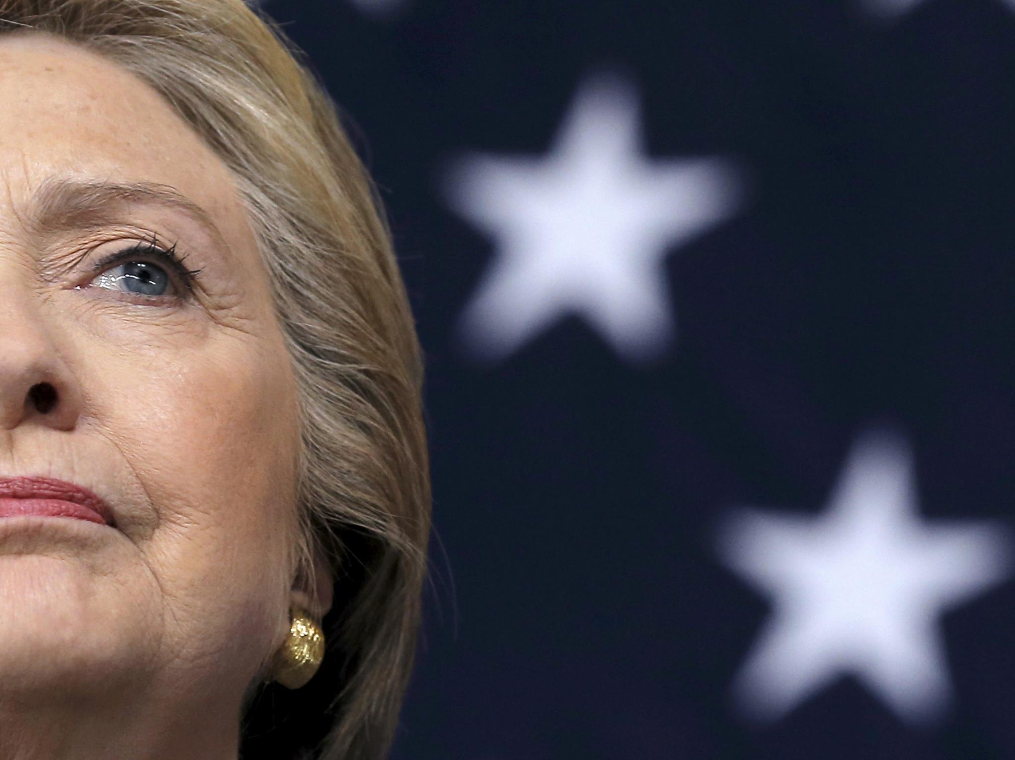 Clinton perdeu as eleições e continua a acreditar no poder feminino