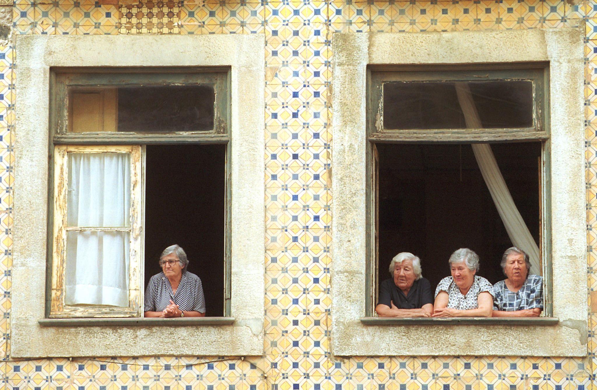 Quando o amor entre os mais velhos é marginalizado