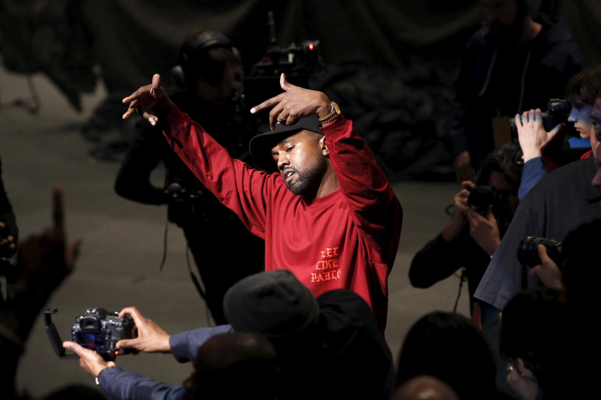 Kanye West apresentou mais uma colecção para a Adidas