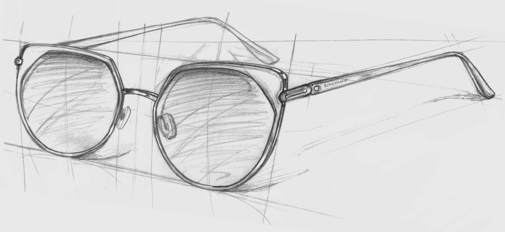 Longchamp lança colecção de óculos
