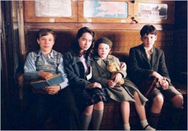 Crianças que foram analisadas passaram por muitas mudanças, uma delas foi a Segunda Guerra