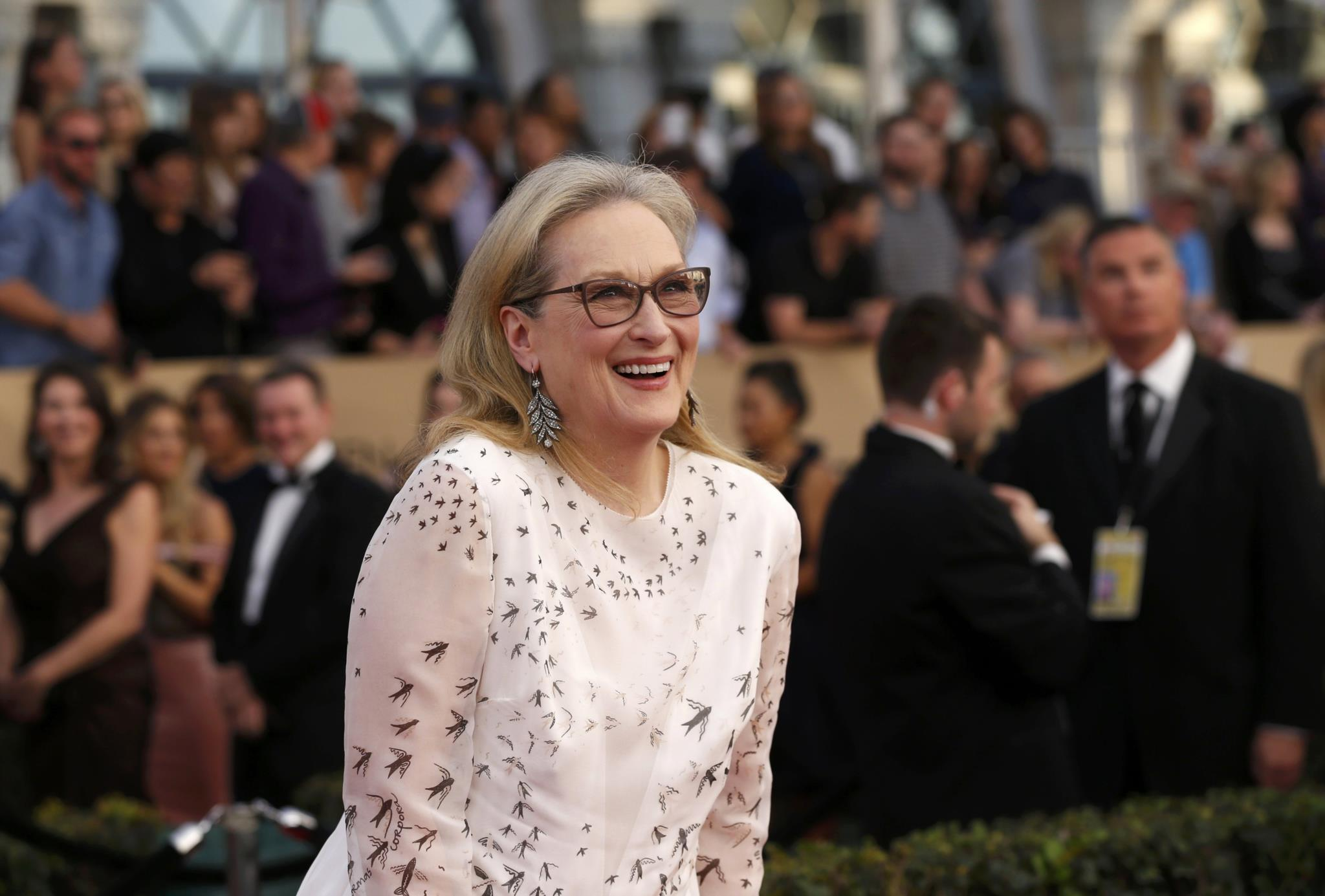 Meryl Streep não vai usar Chanel nos Ócares