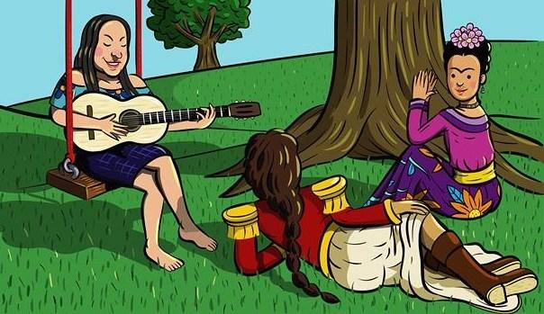 Imagem do ilustrador Pitu Saa